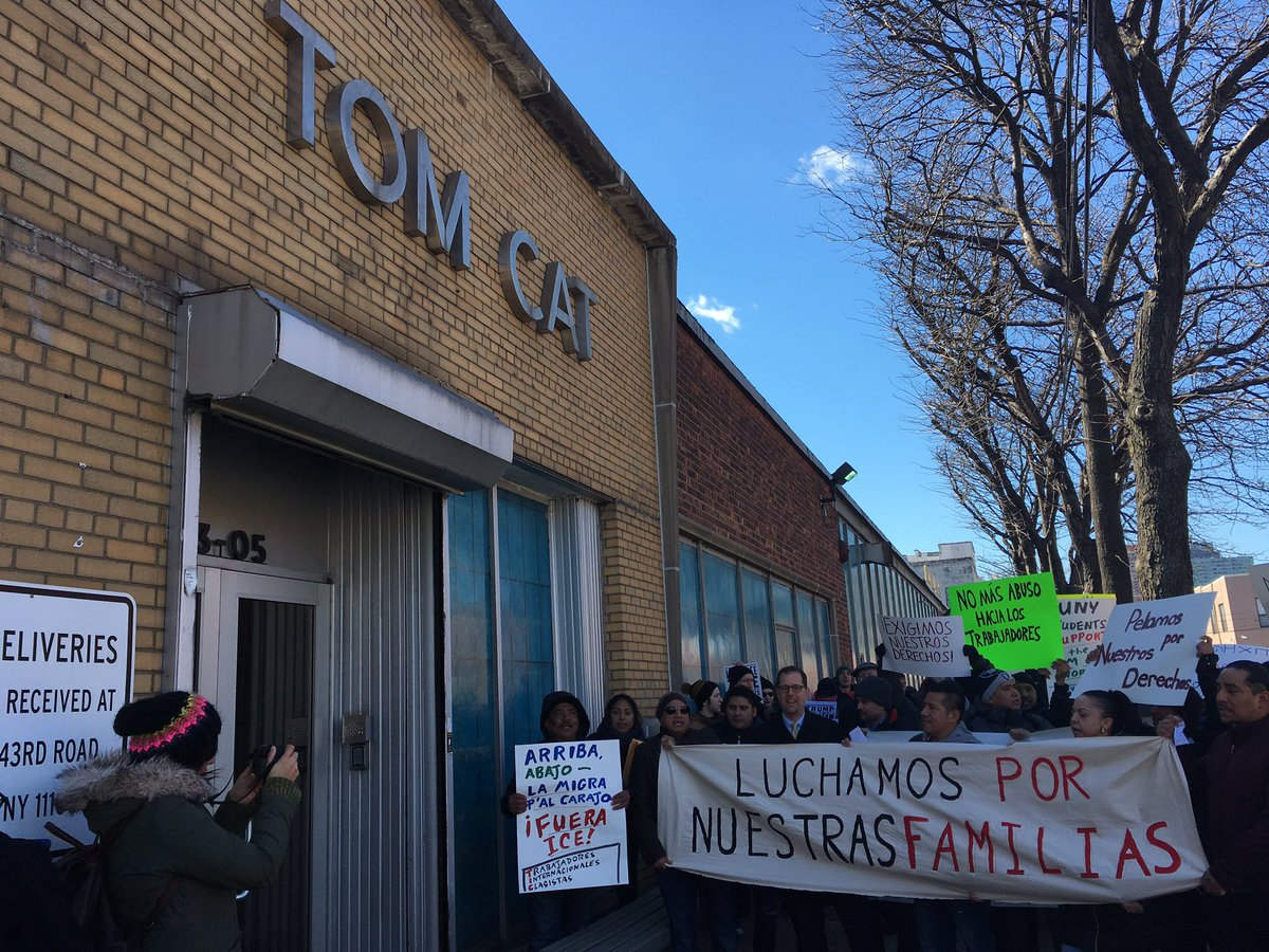 Long Island City bakery that threatened to fire immigrant workers reverses course for now