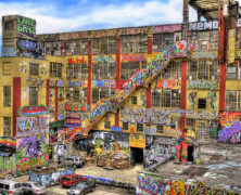 5Pointz artists may be entitled to money from LIC developer who whitewashed their work