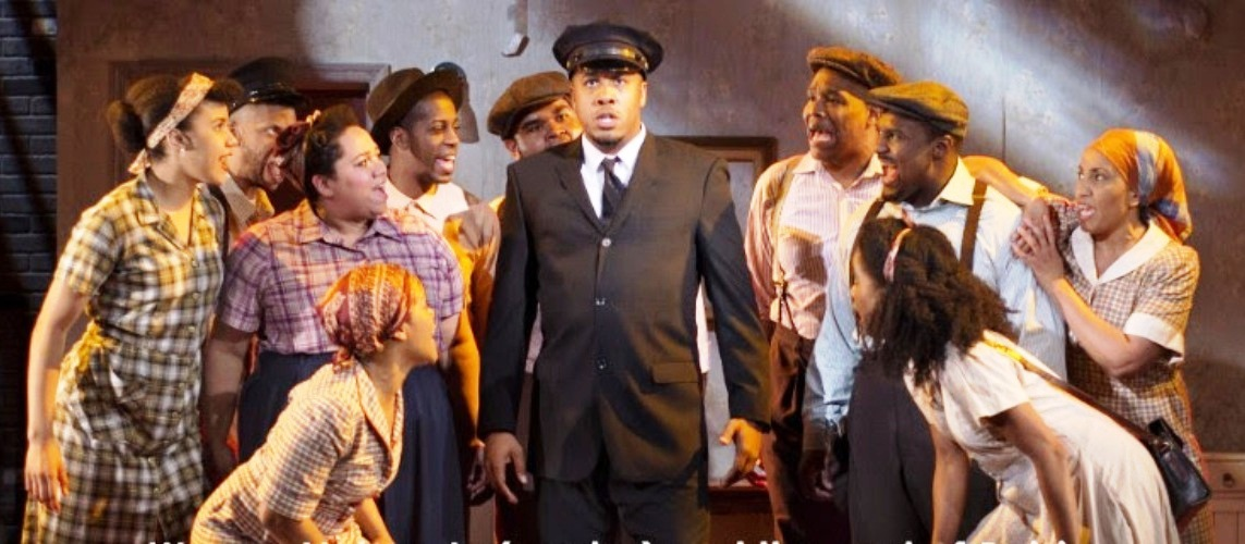The thought-provoking musical 'Raisin' makes a triumphant NYC return in Astoria
