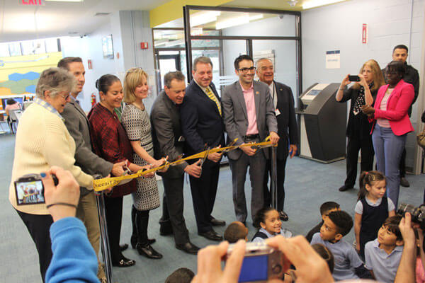 Ozone Park Library face-lift unveiled