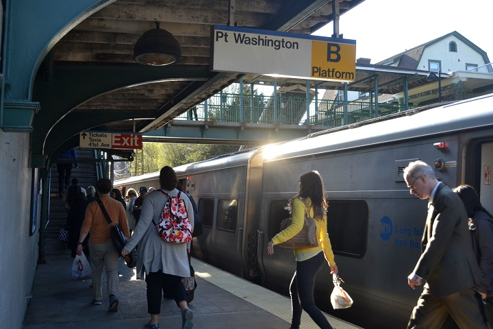 Latest round of LIRR 'Summer of Hell' includes schedule tweaks to Port Washington LIRR line