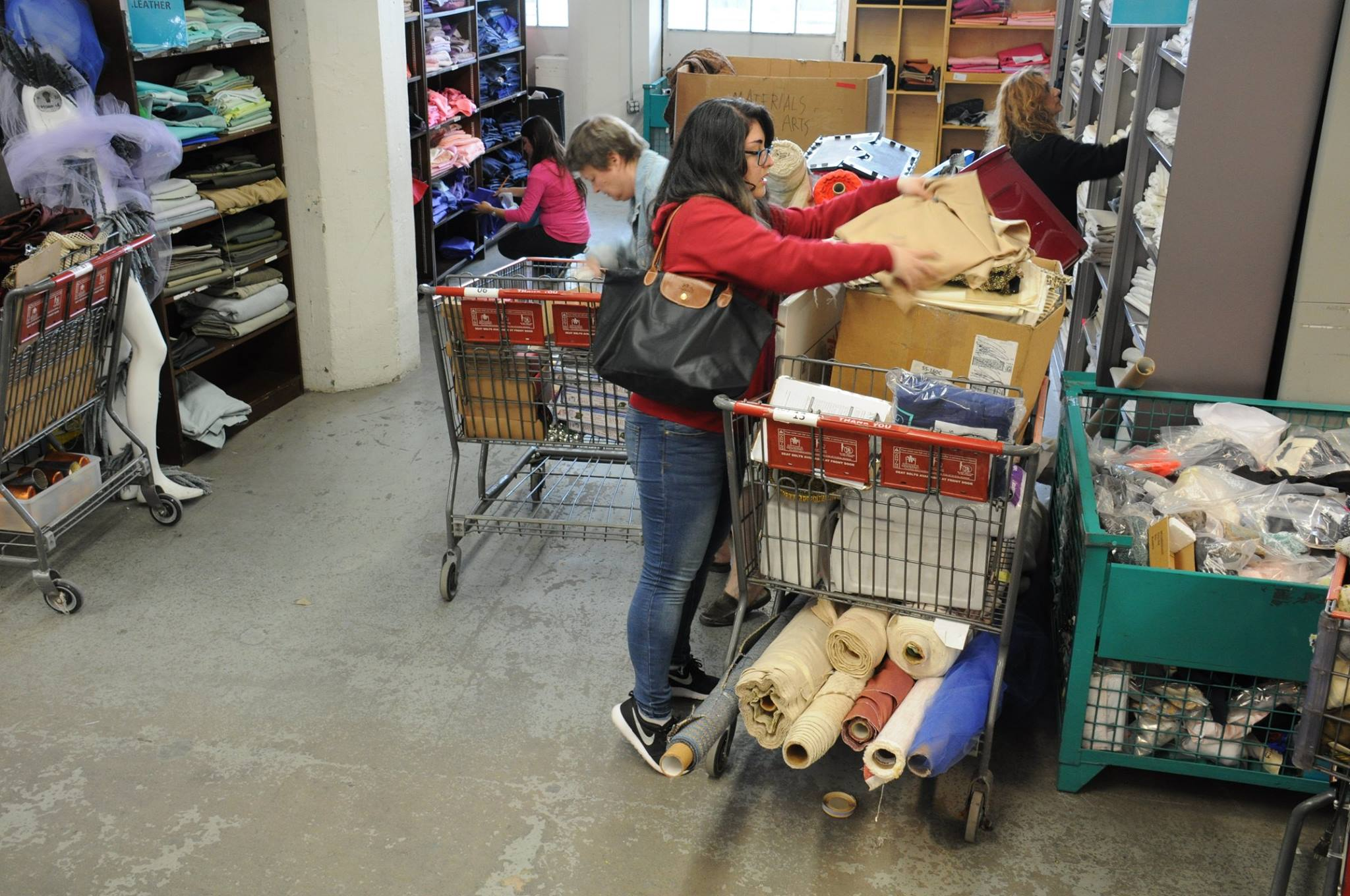 Are you a public school teacher? Pick up a 'truckload' of free supplies at this Long Island City warehouse