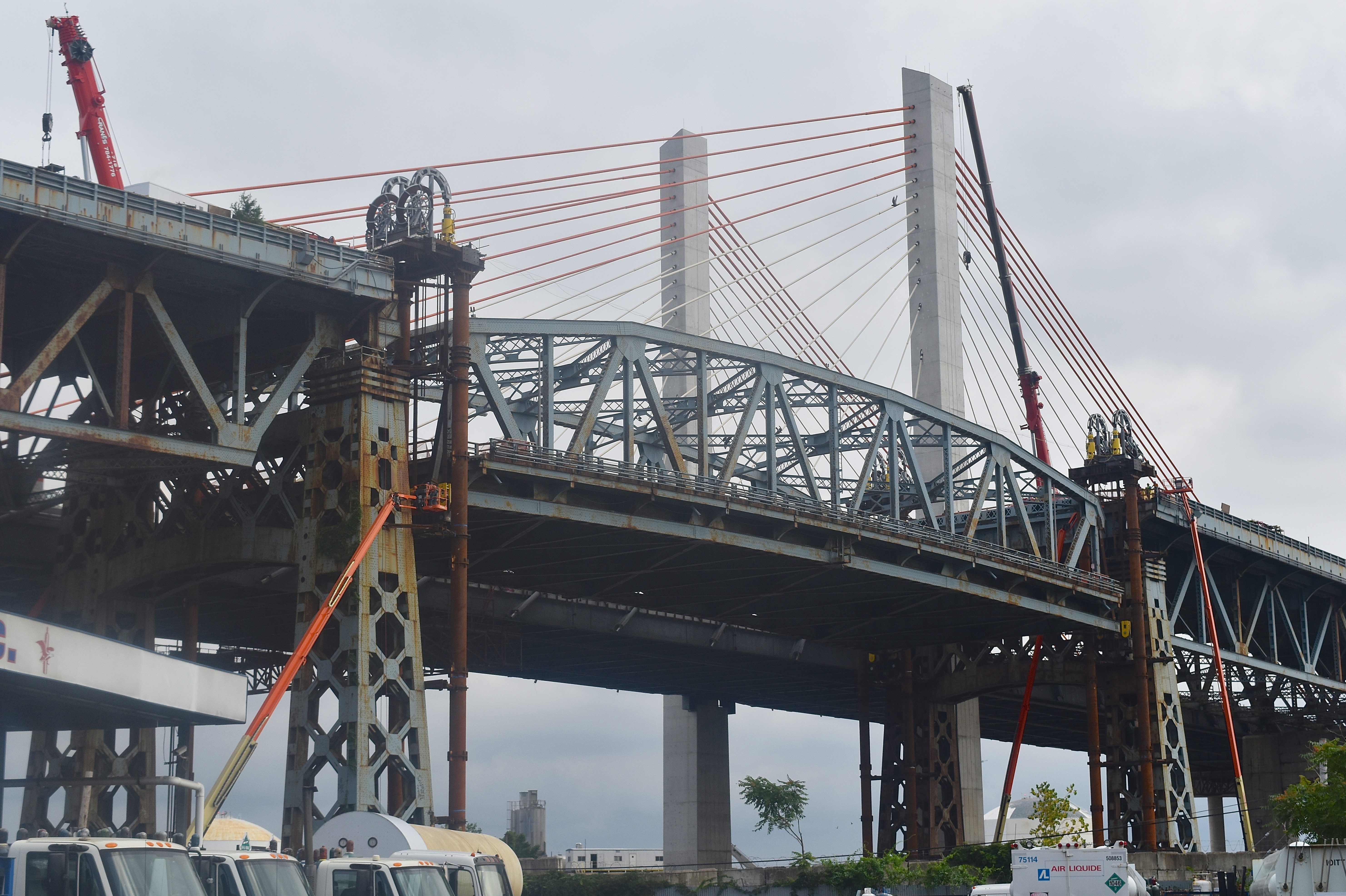Old Kosciuszko Bridge implosion is finally set to take place on Sunday, Oct. 1