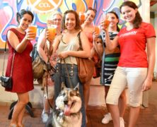 Have fun with man's best friends (dogs and beer) at Queens pup crawl on Oct. 25