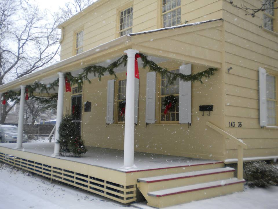 The Holiday Historic House Tour will take guests on a journey through Queens' most important homes