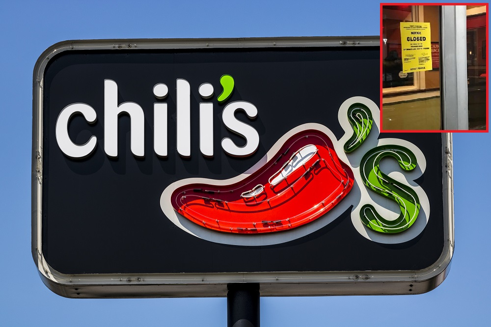 Chili's restaurant at Glendale's Atlas Park reopened after temporary closure from health department (UPDATED)
