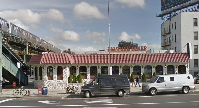 Investment firm lists Neptune Diner in Astoria as being on sale for $10.5 million