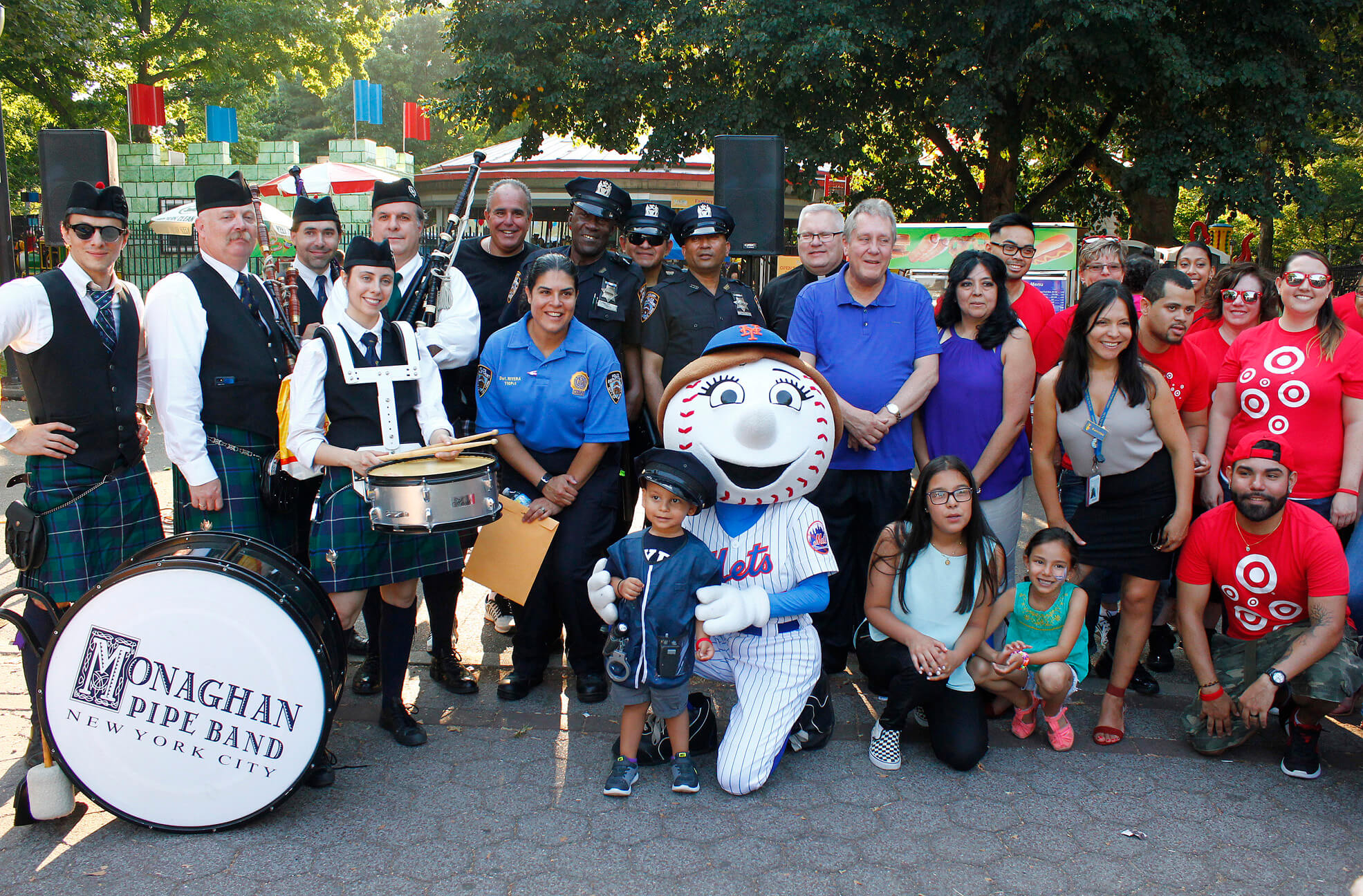 Cops across Queens ready to celebrate a fun 'Night Out' with communities next Tuesday