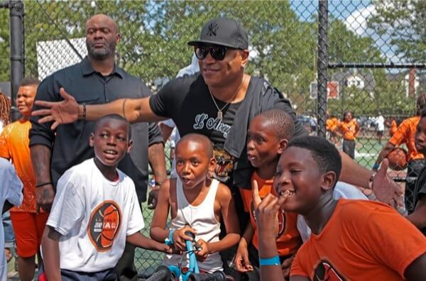 LL Cool J's hoops summer camp returns to St. Albans