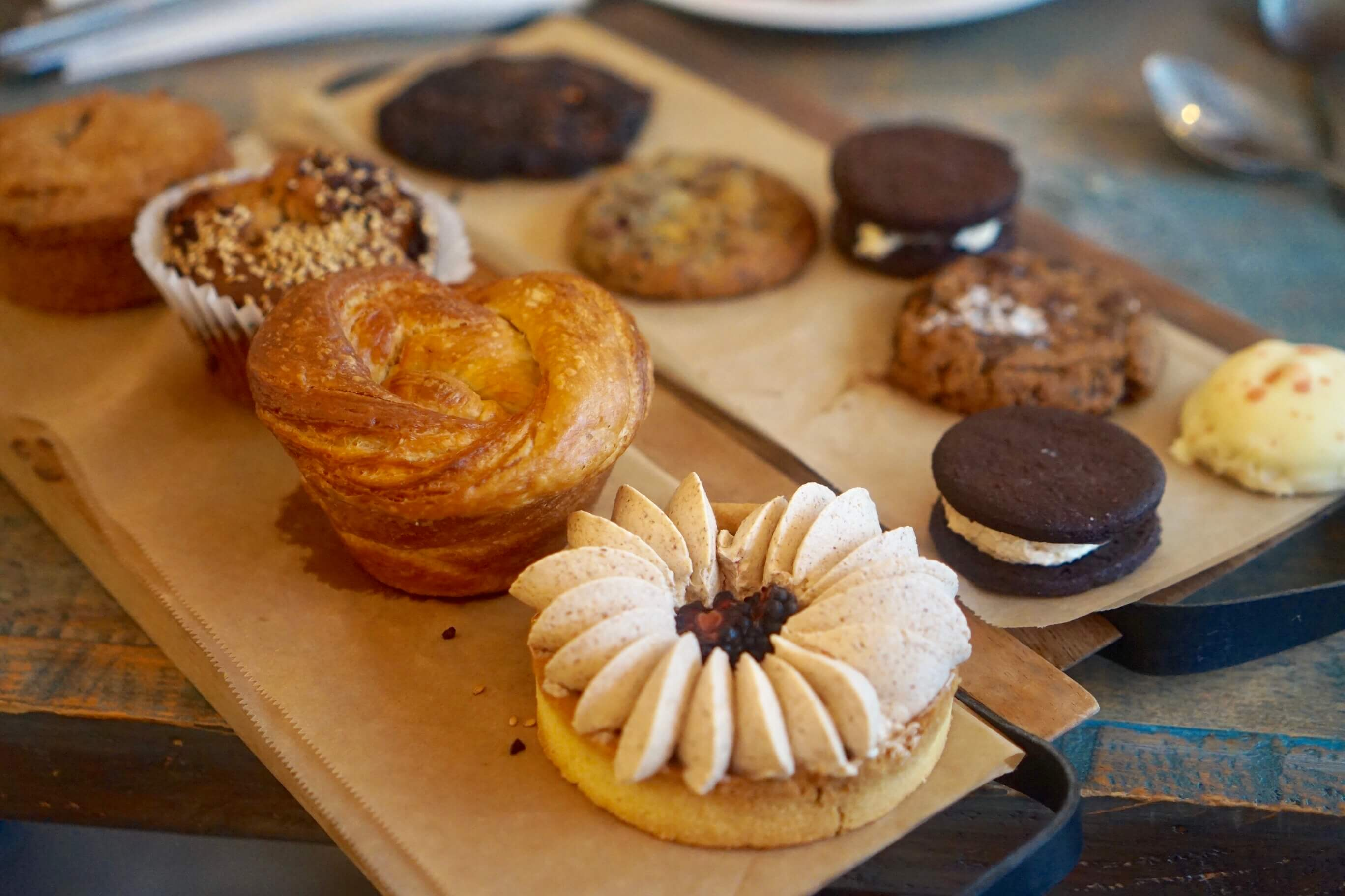 This 'Sweet Genius' of cooking in Long Island City offers something tasty for everyone
