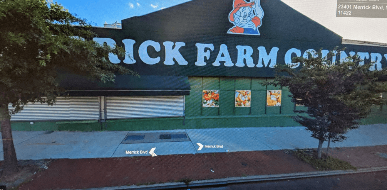 Two men caught breaking through roof of Merrick Farm Country Supermarket in Laurelton