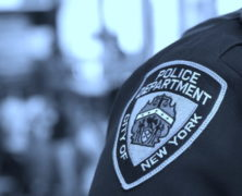 NYPD officer stops assault between two drivers following their collision in Ozone Park