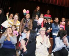 Public Health Solutions hosts graduation for new moms in Corona