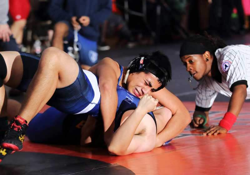 Queens wrestlers give strong showing in Bronx tournament
