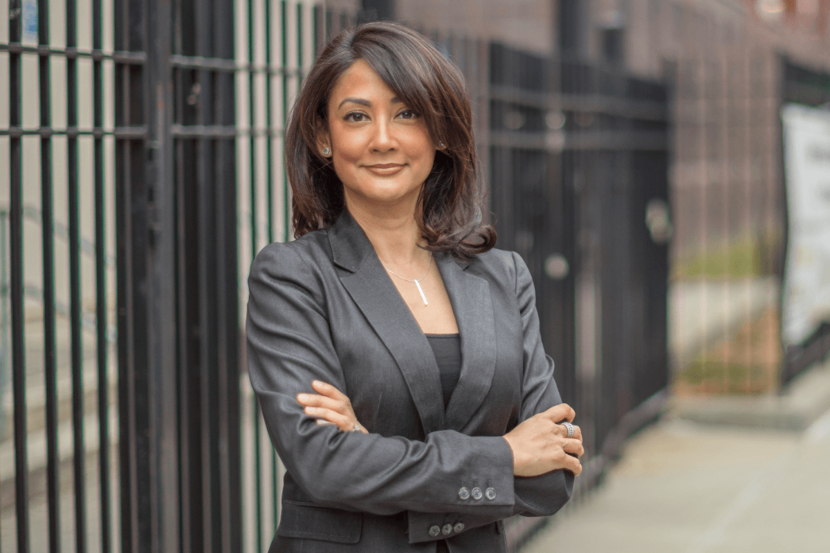 Mina Malik announces candidacy for Queens District Attorney