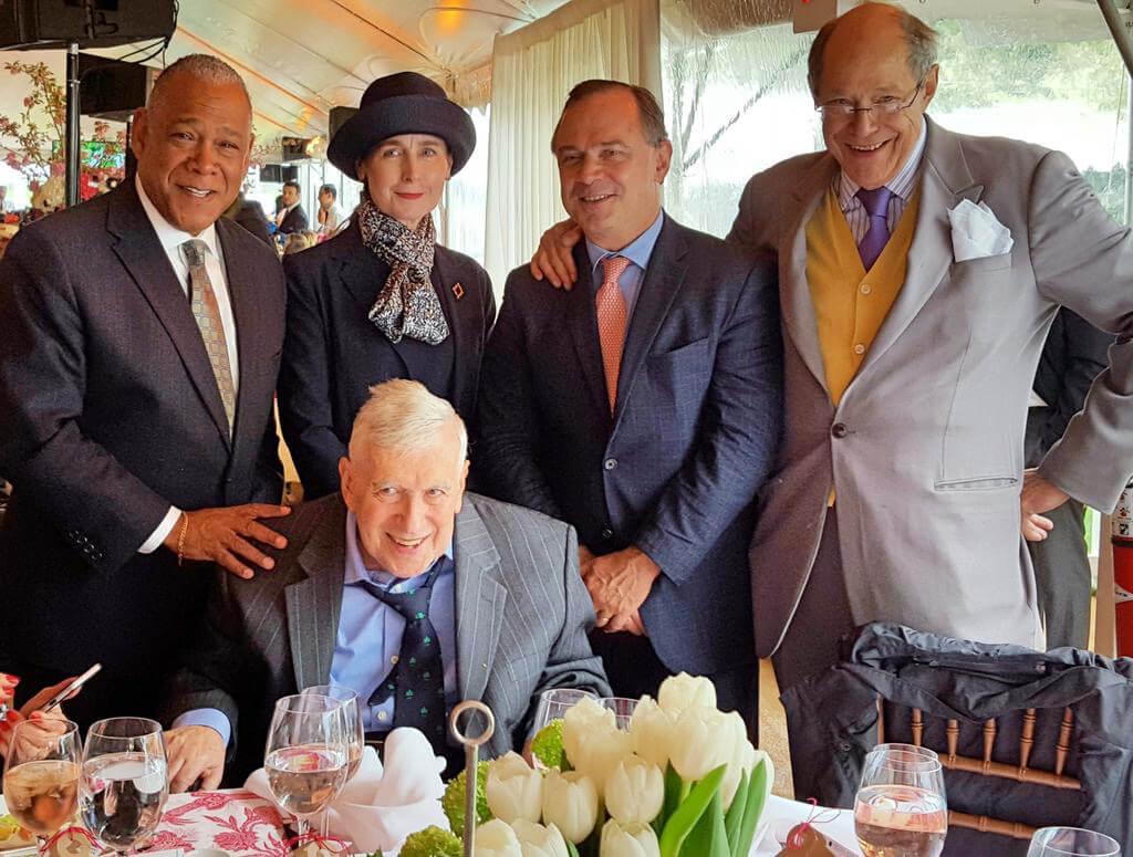 'Whimsical' former parks commissioner Henry Stern dies at age 84