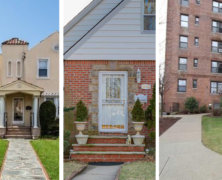 Take a look inside these homes that are up for sale in Bellerose Manor, Fresh Meadows and Flushing