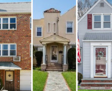 Check out these homes that are up for sale in Astoria, Bellerose Manor and New Hyde Park