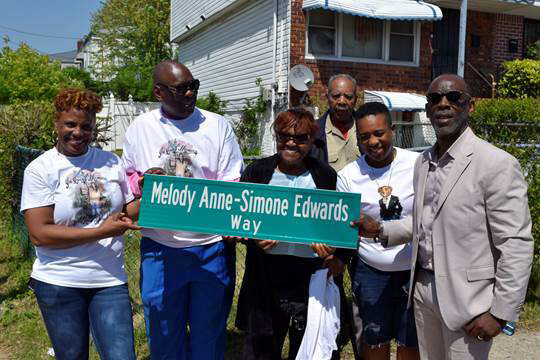 Scholar-athlete killed in tragic 2017 fire honored with street co-naming ceremony in Queens Village