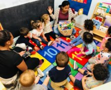 Long Island City early development center starts hands-on STEM lessons for toddlers