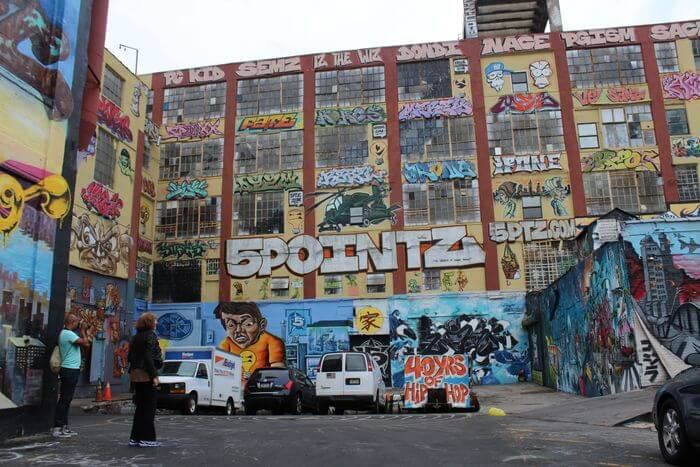 Developers hope to draw artists back to Queens' 5Pointz