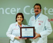 Flushing NewYork-Presbyterian Queens' Cancer Center receives highest level of recognition for treatment of cancer patients