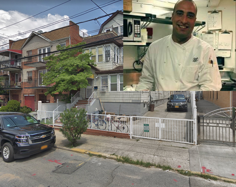 Missing chef last seen leaving his Elmhurst home to go to work: cops