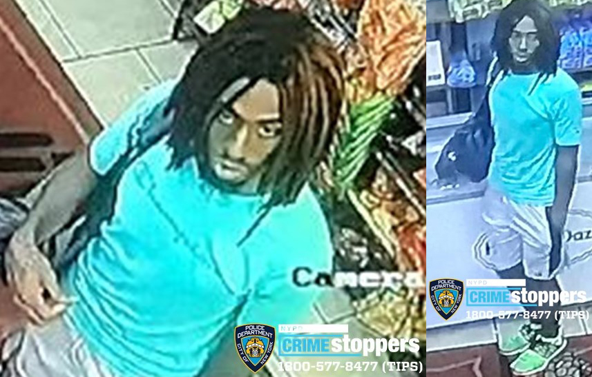 Creep gropes woman while she waited inside a Jamaica corner store: NYPD