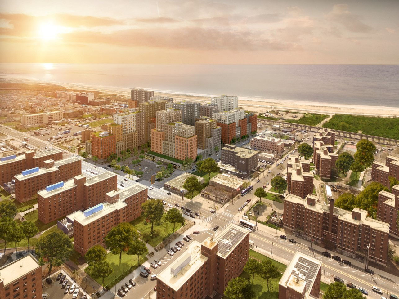 Rockaway Peninsula set for a real estate renaissance as development accelerates