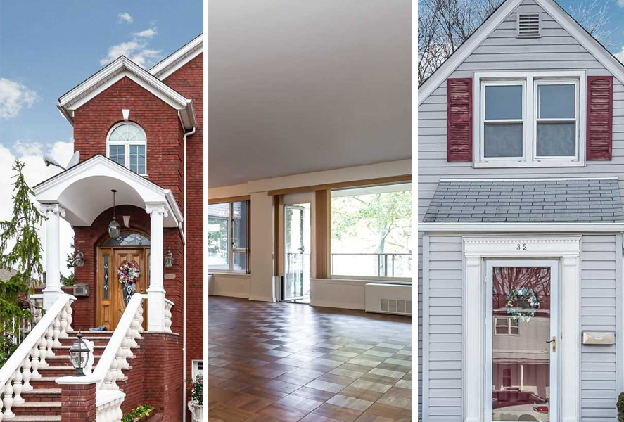 Take a look inside these homes that are up for sale in Whitestone and New Hyde Park