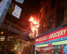 FDNY investigating cause of Ridgewood fire that injured five people