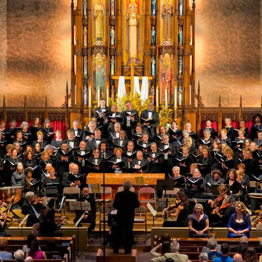 Music Maestro! Queens choral groups present three big holiday concerts
