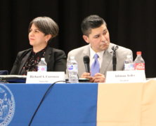 This week on the QNS Podcast: Carranza abruptly ends an education town hall and a conversation with Lauren Ashcraft