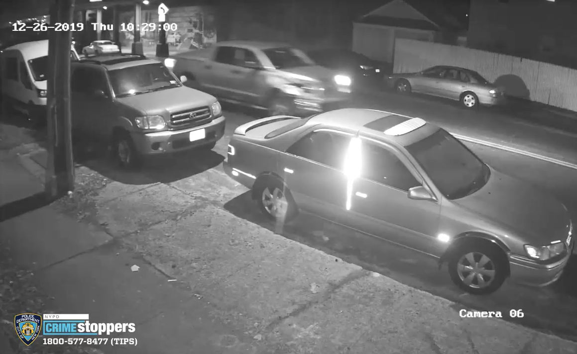 Police release video of truck with possible connection to South Ozone Park hit-and-run