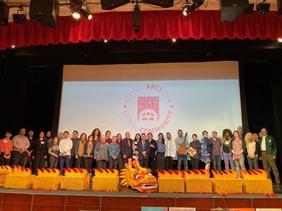 Flushing Town Hall introduces winter and spring program featuring 80 events from across the globe