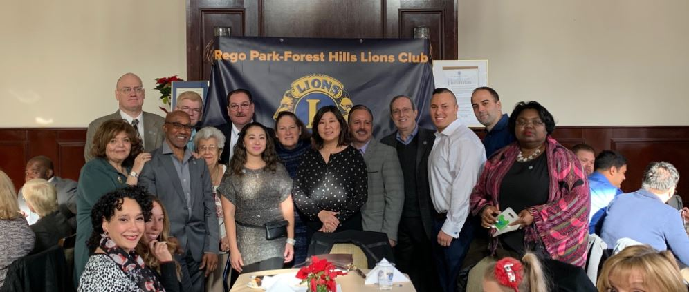 Rego Park-Forest Hills Lions Club empowers volunteers to serve their communities