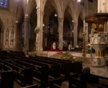 As COVID-19 crisis eases, New York's Catholic churches reveal plans to reopen to faithful