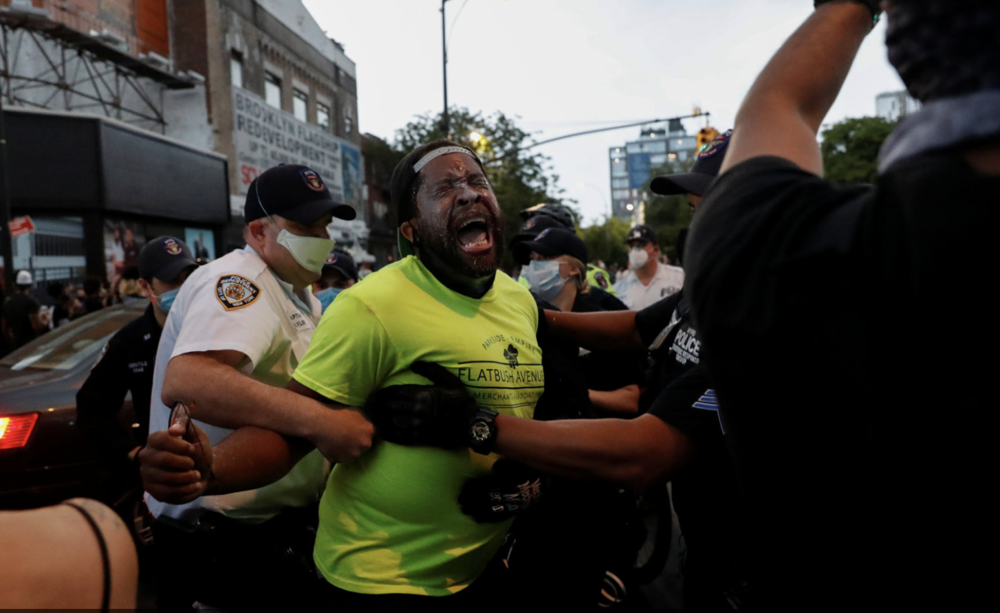 More than 500 complaints filed regarding police misconduct at George Floyd protests