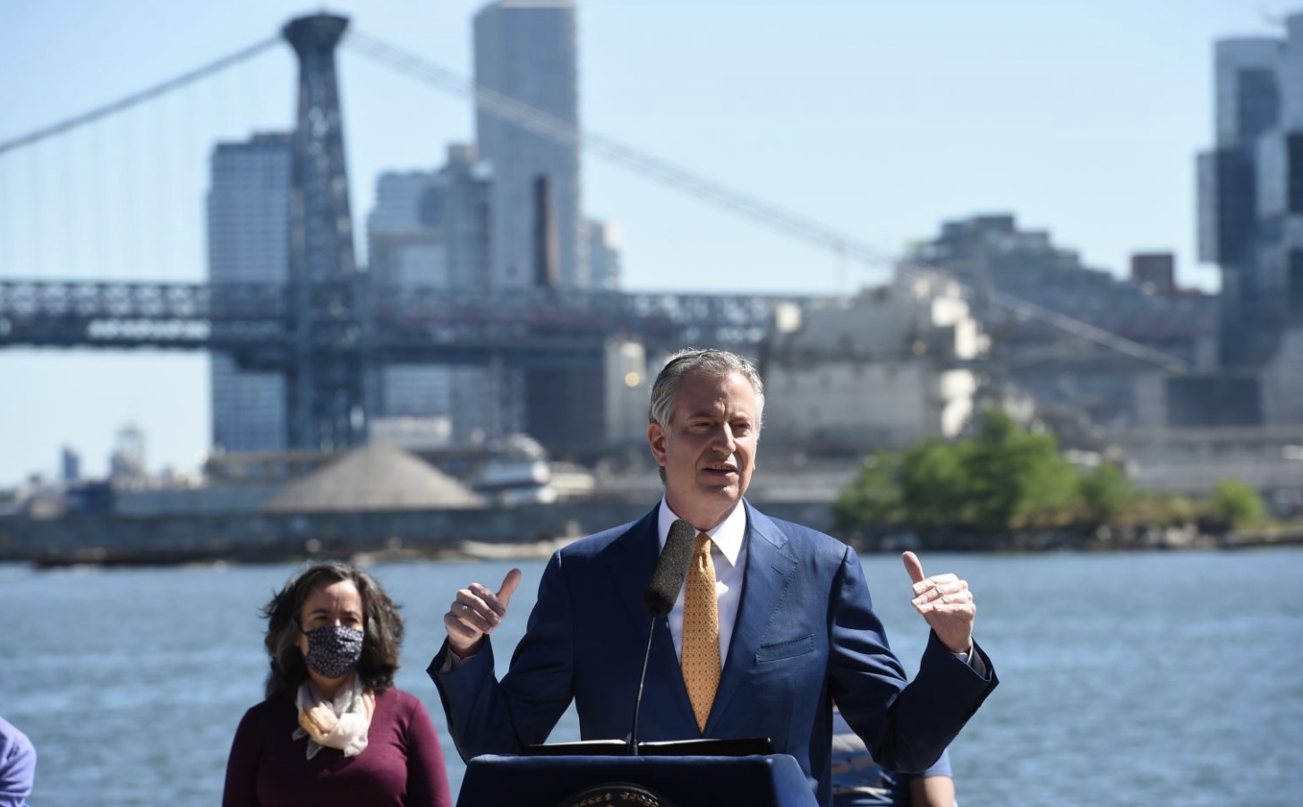 Twenty miles of new bus lanes, busways to be added to NYC streets