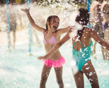 The best water playgrounds and sprinkler parks for kids in NYC for 2020
