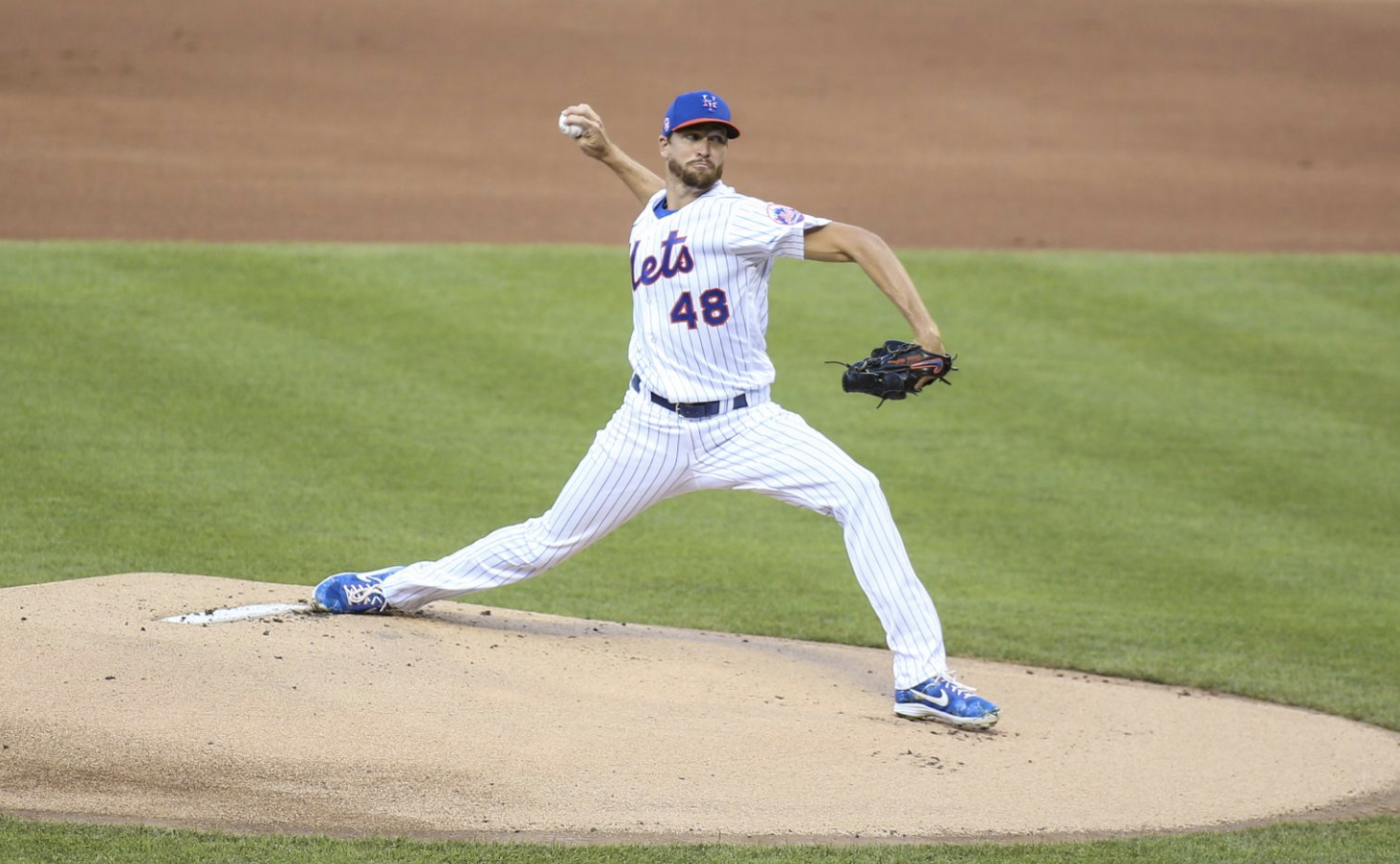No word yet on severity of Mets ace Jacob deGrom's back tightness